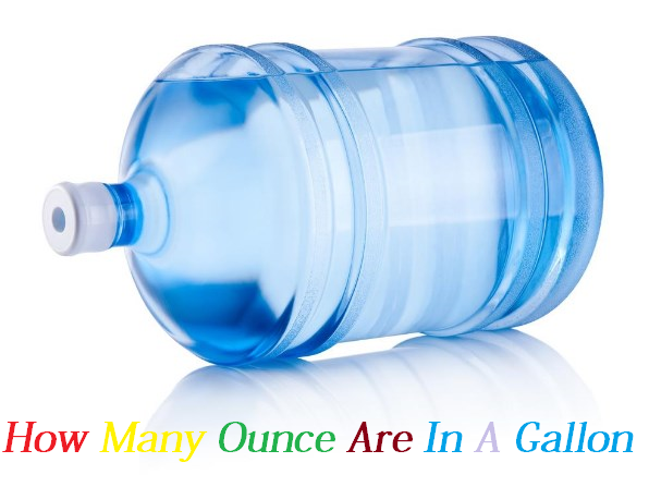How Many Ounces In A Gallon Facts Figures And Converter
