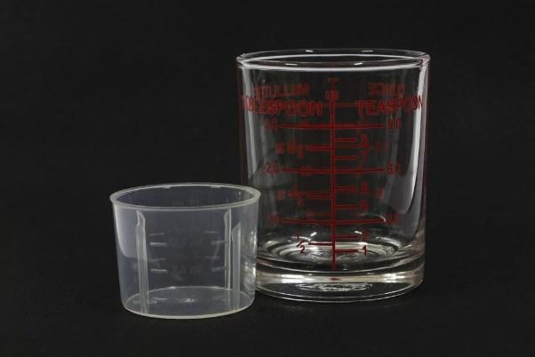 8 Ounce Glass